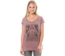 All Night - T-Shirt für Damen - Lila
