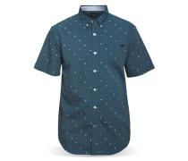 Backyard - Hemd für Herren - Blau