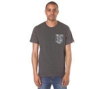Kai & Sunny Pocket - T-Shirt für Herren - Grau