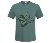 Week End - T-Shirt für Herren - Grün