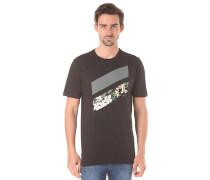 Icon Slash Fill - T-Shirt für Herren - Schwarz