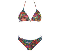 Gina - Bikini Set für Damen - Mehrfarbig