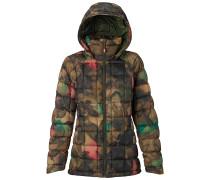 Ak Baker Down - Outdoorjacke für Damen - Camouflage
