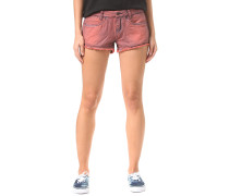 Skimmer - Shorts für Damen - Orange