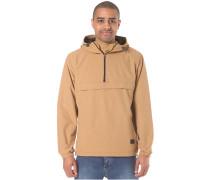 Hooded Windbreaker - Jacke für Herren - Beige