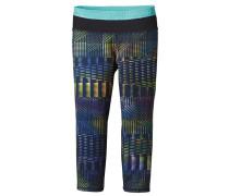 Centered Crop Tights - Leggings für Mädchen - Blau