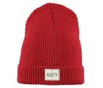LykkeMütze Rot