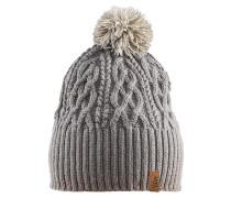 Cable - Mütze für Damen - Grau