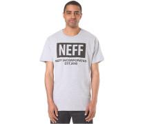 New World - T-Shirt für Herren - Grau
