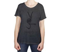 YLS Drop Back - T-Shirt für Damen - Grau