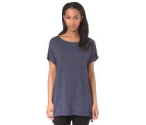 Zerpentin - T-Shirt - Blau
