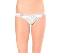 Solstice Hipster - Bikini Hose für Damen - Grau