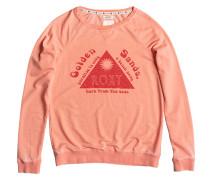 Ray Of Gold Sands - Kapuzenpullover für Damen - Pink