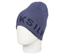 Heatbag Slouch - Mütze für Herren - Blau