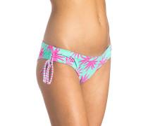 Oasis Palm Classic - Bikini Hose für Damen - Blau