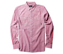 Hatchet L/S - Hemd für Herren - Rot