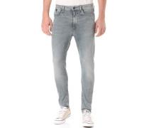 Type C 3D Super Slim Razor Superstretch - Jeans für Herren - Blau