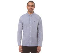 Simple - Hemd für Herren - Blau