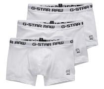 Classic 3 Pack - Unterwäsche für Herren - Weiß