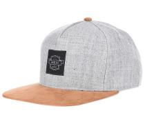 Berlin Snapback Cap - Grau