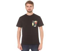 Griffin Jet - T-Shirt für Herren - Schwarz
