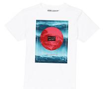 Caravan - T-Shirt für Jungs - Weiß