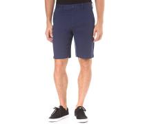Worker Straight 20,5 - Chino Shorts für Herren - Blau