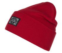 ZeaverMütze Rot