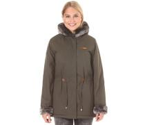 Wakefield - Mantel für Damen - Grün