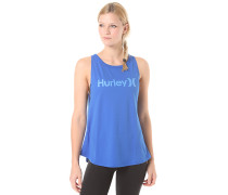 Dri-FIT Mesh Tank - Top für Damen - Blau