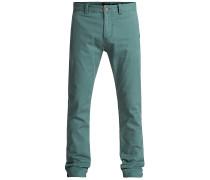 Krandy - Stoffhose für Herren - Grün