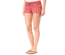 Beachrider Woven - Shorts für Damen - Pink