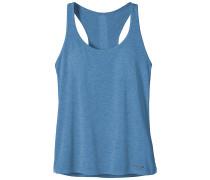 Nine Trails - Top für Damen - Blau