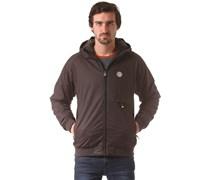 Polarzipper - Jacke für Herren - Braun