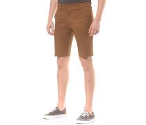 Sid - Chino Shorts für Herren - Braun