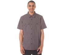 Future 47 S/S Woven - Hemd für Herren - Grau