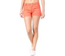 High Carry Over - Shorts für Damen - Orange