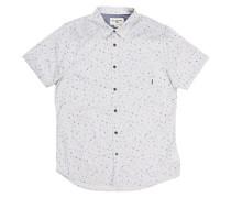 Hash It Out - Hemd für Herren - Weiß