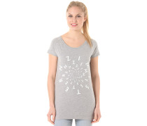 TSW Incepted - T-Shirt für Damen - Grau