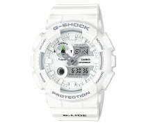 Gax-100A-7Aer Uhr - Weiß