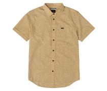 Love - Hemd für Herren - Braun