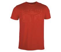 Ottfried - T-Shirt für Herren - Rot