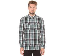 Reedsbirg L/S - Hemd für Herren - Grün