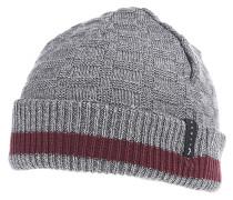 Slashed - Mütze für Herren - Grau