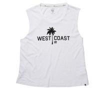 Sea Sun Brother - T-Shirt für Damen - Weiß