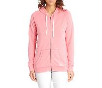 Essential - Kapuzenjacke für Damen - Pink