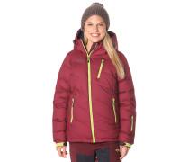 Fonna Down - Funktionsjacke für Damen - Rot