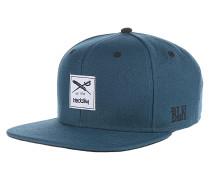 Daily Flag Snapback Cap - Grün