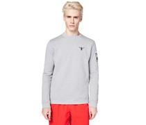 Retro-Print Sweatshirt