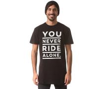 Ynra Teamfit - T-Shirt für Herren - Schwarz